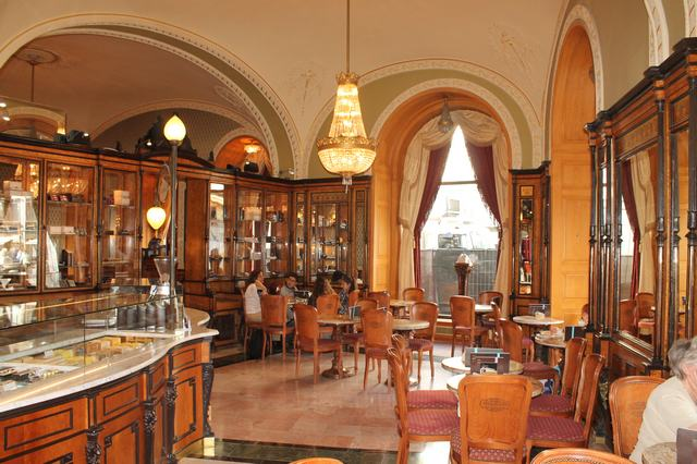Mejores cafes budapest