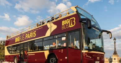 Bus turistico Paris